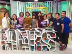 A groufie to celebrate the 5th anniv of MARS.