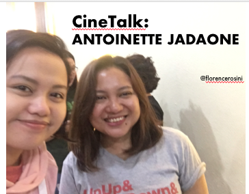 antoinette jadaone filipino filmmaker that thing called tadhana