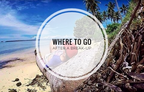 where to go after a break up