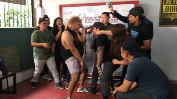 Asian Cutie Versus Dante Gulapa on Kumu 1